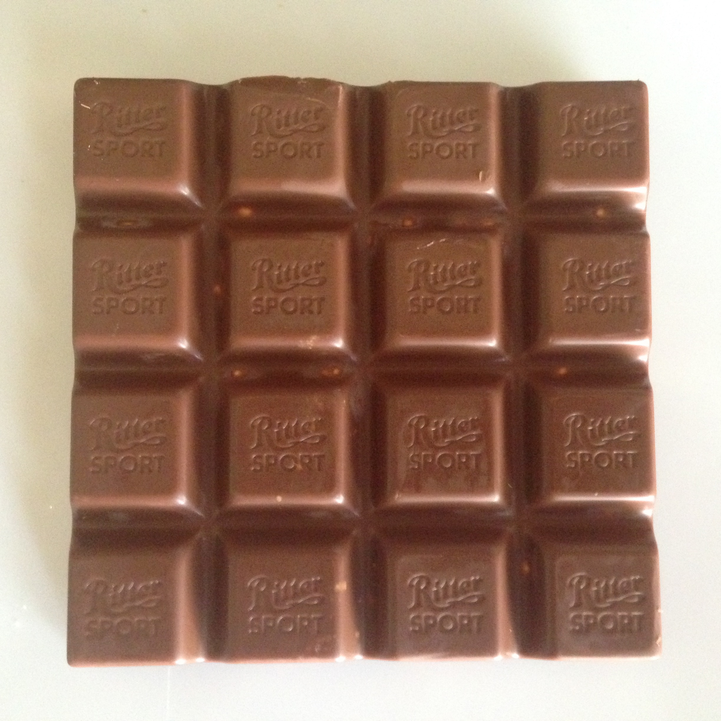 Ritter Sport - Time To Eat Chocolate