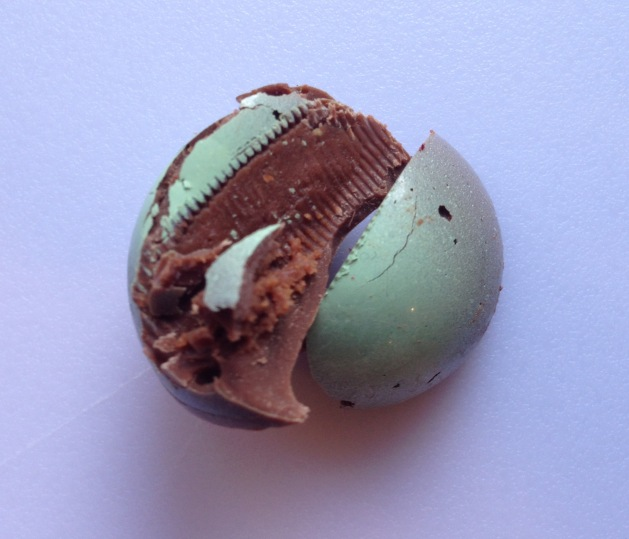Peanut Butter and Pistachio in milk choc