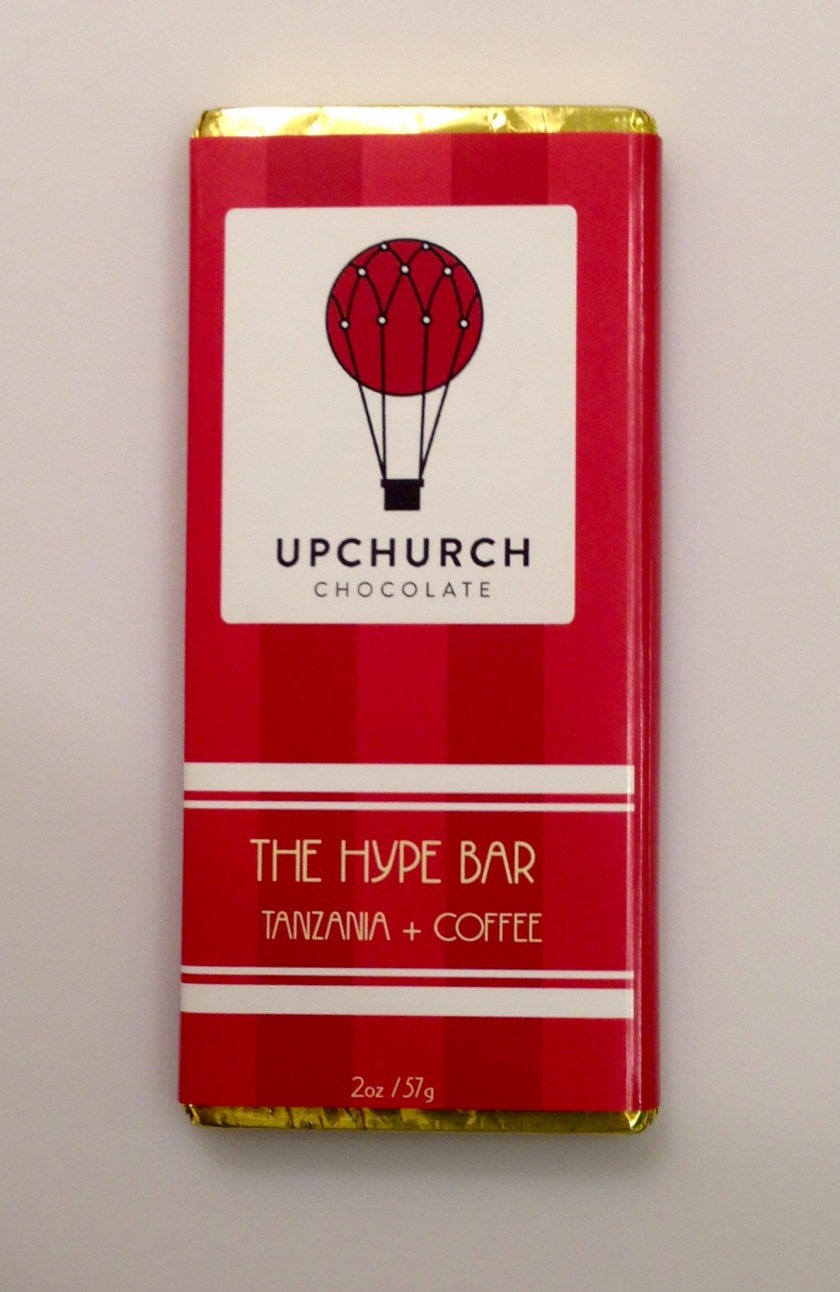 I had first heard about Upchurch through my sister, who is discovering her  love her dark chocolate. She's been a wonderful source of news and for  keeping an ...